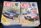CAR MECHANICS MAGAZINES VARIOUS ISSUES