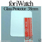 Tempered Glass Screen Protector Guard Film for Apple Smart Watch iWatch 38/42mm
