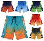 NFL Team Logo Mens Summer Board Shorts Swimsuit Swim Trunks - Pick Your Team! $29.95 USD