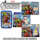 MARVEL - Avengers Colouring & Activity Sets - Assorted Designs