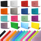 "Rubberized Matte Hard Case Cover for MacBook Air Pro Retina 11"" 12"" 13"" 15"""