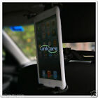 Car Headrest Stand Back Seat Mount Cradle Silicone Cover Plastic SP for iPad 2