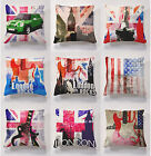 Printed water resistant cushions with cushion pads outdoor cushions garden seat