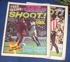 SHOOT!  MAGAZINE VARIOUS ISSUES 1974