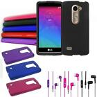 Phone Case For LG Leon LTE / LG Power / LG Destiny Headset Earphone Hard Cover