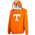 Tennessee Volunteers Spirit Hooded Sweatshirt-Tennessee Orange by adidas-Large