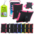 MILITARY BUILDERS HEAVY DUTY SHOCK PROOF TOUGH CASE COVER FOR ALL IPAD