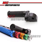"""M-Grip CNC 1"""" Adjustable Riser Rear Foot Pegs for Ducati Monster S4 916cc 00-02"""