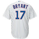 Kris Bryant Chicago Cubs Home Replica Cool Base Jersey by Majestic