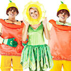 Bill & Ben Adults Fancy Dress Flowerpot Weed 1950s Mens Ladies Costumes Outfits