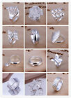 sell cartier ring - Fashion European Silver 925Sterling Silver Hot Selling Women Men Ring