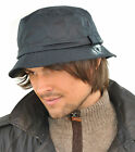 The Hat Company Men's Wax Bush Hat. Waterproof/Country/Fishing (WX04)