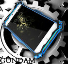 Shockproof Gundam R-JUST Ultra Thin CNC Aluminium Case For Huawei P8/P8 Lite Top