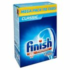 110 / 220 / 440 PACK FINISH POWERBALL CLASSIC DISHWASHER TABLETS LARGE MEGAPACK