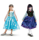 Girls Princess Halloween Cosplay Costumes Kids Party Dress 3-8Y Toddler Clothing