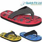 MENS LEISURE WALKING HOLIDAY FLIP FLOP BEACH SANDALS MULES SLIPPERS SHOES SIZES