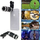 8x Zoom Telephoto Optical Camera Lens Telescope for iPhone 6 Plus 5S 5C Samsung