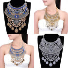 Pro Women Fashion  Jewelry Charm Vintage Pendant Bib Long necklace exquisite