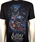 Used, SULLEN CLOTHING ART AND SOUL RAVEN BIRD PUNK GOTH TATTOO BLACK T SHIRT M-5XL for sale  Staten Island