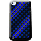 Abstract 3D Wave Hard Case For iPod Touch 4th Gen