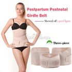 3 in 1 Postpartum Postnatal Maternity Recoery Support Girdle Belt Band L,XL,XXL
