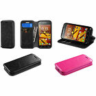 1 Flip Stand Cover Case KYOCERA Boost T-Mobile Metro C6730 C6530 Hydro Icon Life