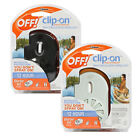 OFF! Clip-on Mosquito Fan Circulating Repellent Kit
