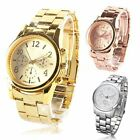 Kyпить Geneva Fashion Women Ladies Girl Stainless Steel Band Analog Quartz Wrist Watch на еВаy.соm