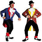 Tartan Clown Tailcoats