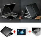 """Vintage PU Leather Laptop Case Sleeve Bag Cover for MacBook Air Pro 11""""12""""13""""15"""""""