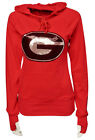 University Of Georgia Bulldogs Sara Sequin Hoodie