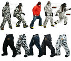 Southplay Unisex Winter Premium Ski-Snowboard Total Military Pants Collection