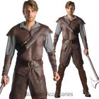 CL522 The Huntsman Snow White Hunts man Halloween Fancy Dress Up Party Costume