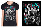 R5 Grunge Collage Juniors SS T-shirt