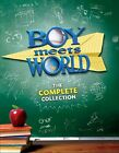 BOY MEETS WORLD COMPLETE SERIES (SEASON 1-7) NEW, REGION 1