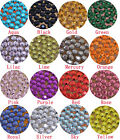 SPECIAL SALE - Rhinestuds 3mm, 4mm & 5mm 16 Colours - 10gr Pack (1440) FREEPOST