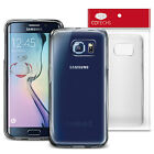 100% CRYSTAL CLEAR GEL CASE COVER FOR SAMSUNG GALAXY S6 EDGE PLUS +