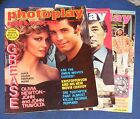 PHOTOPLAY FILM & TV SCENE MAGAZINE VARIOUS ISSUES