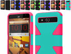 green coffee speed slim - 2Layer Hybrid Slim Case Cover For ZTE Speed/Overture 2/Fanfare/Maven Phone
