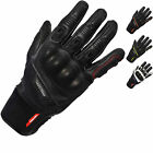 Richa Blast Motorcycle Gloves Leather Air Strech Mesh CE Approved Ventilation