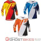 Fly Racing 2016 Youth Kinetic Vector Motocross Jersey Stretch Off Road Lycra MX