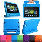 "Kids Safe Foam Shock Proof Cover Case Stand For Kindle Fire HD 7"" 2013 Tablet"