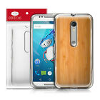 COTECHS 100% CLEAR GEL CASE SKIN TPU COVER FOR MOTOROLA MOTO X STYLE