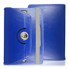 Universal Leather Wallet Folio Flip Case Cover Stand For Argos Bush Tablets+PEN