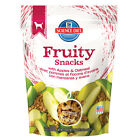 Hill's Science Diet Fruity Snacks All Natural Dog Biscuits 8.8 oz (2 Flavors)