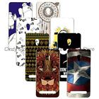 For Asus Zenfone 5 Lite A502CG Tiger Tower Rose Wolf Owl Cat Hard PC Case Cover