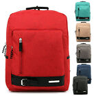 Vintage Fashion Men Women Canvas Backpack Travel Bag Rucksack Satchel School Bag