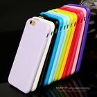 Slim Candy TPU Silicone Rubber Soft Back Case Cover For iPhone 5c SE 8 6s 7 Plus