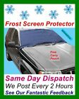 FROST SNOW WINDSCREEN PROTECTOR SNOW SCREEN CAR, 4X4 MPV FITS BMW 3 SERIES 2011