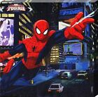New Marvel's Ultimate Spider-Man Spidey Flies Across The City Canvas Print